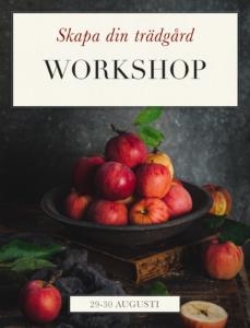 Workshop - Skapa din trädgård