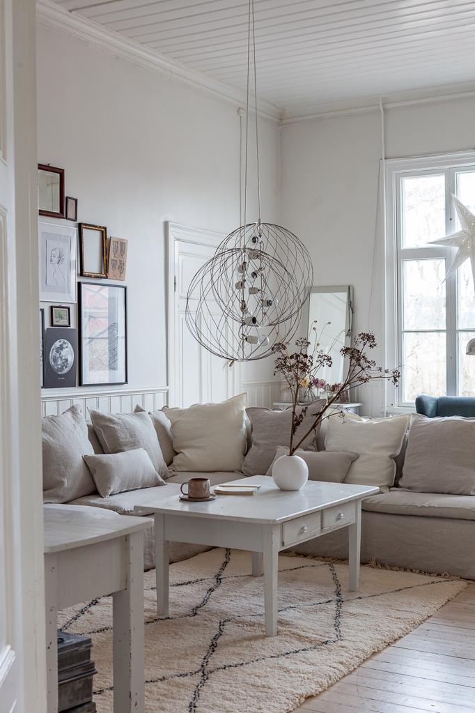 Ny soffa med överdrag Bemz